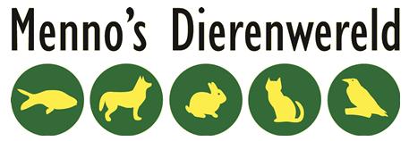 Menno's Dierenwereld Logo